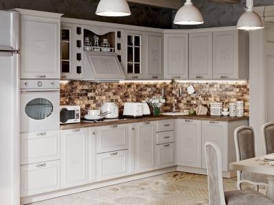 Угловая кухня Сабрина №3