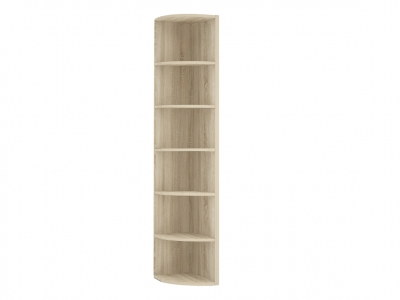 Угловой сегмент для шкафа-купе сонома