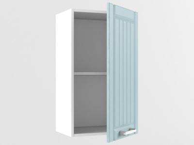 Верхний шкаф В 400 720х400х300 Прованс Роялвуд голубой