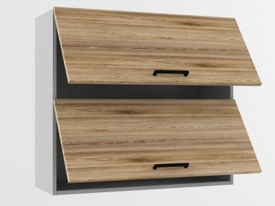 Верхний шкаф В 800 2 софт 720х800х300 Лофт