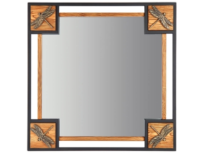 Зеркало Runden Стрекозы V20042