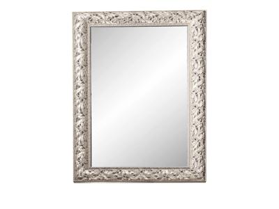 Зеркало ТФ/01(П) Тиффани Премиум серебро